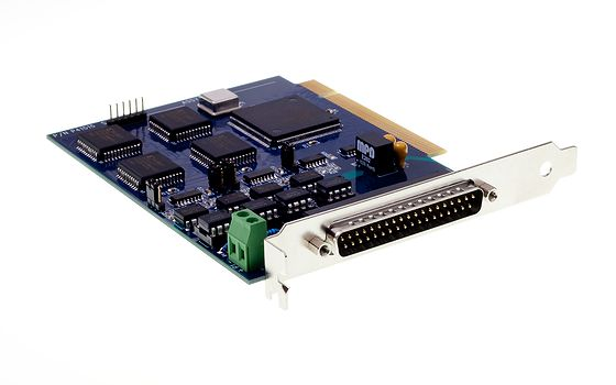 PCI4 Data Acquisition Card